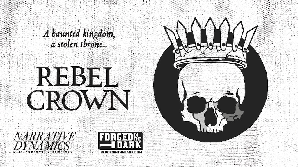Rebel Crown project video thumbnail