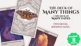 The Deck of Many Things & The Deck of Many Fates | RPG Cards thumbnail