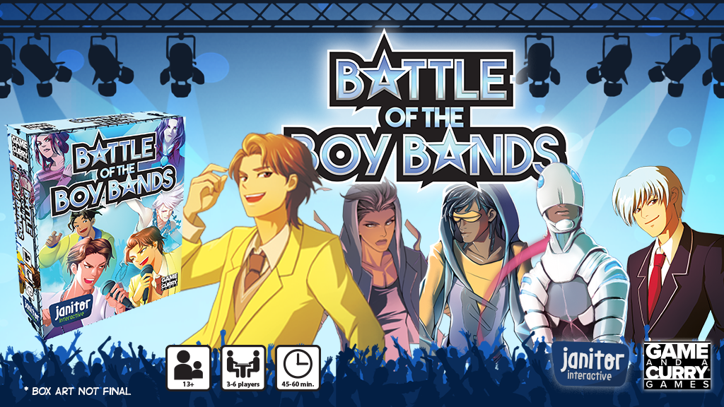 Battle of the Boybands project video thumbnail