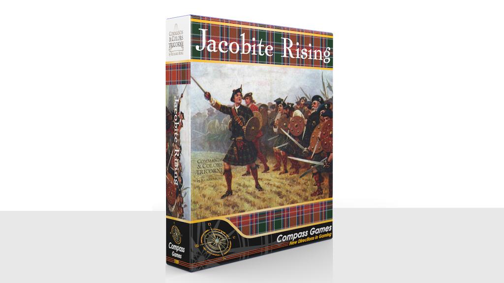 Commands & Colors Tricorne: Jacobite Rising project video thumbnail
