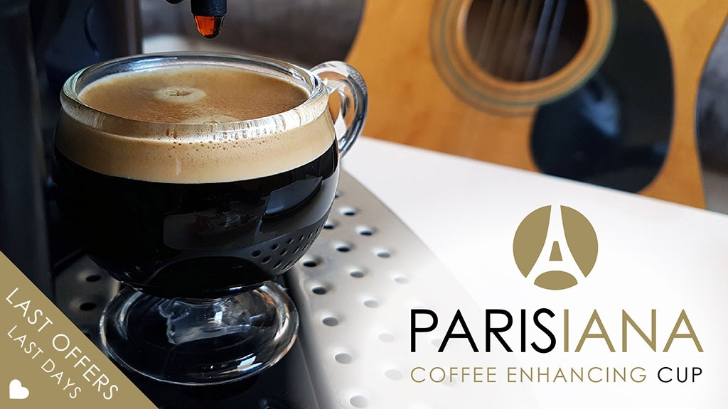 PARISIANA: Savor an entirely new level of Espresso enjoyment project video thumbnail