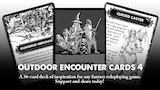 Outdoor Encounter Cards 4 - For use with many tabletop RPGs. thumbnail