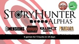 Click here to view StoryHunter Alphas