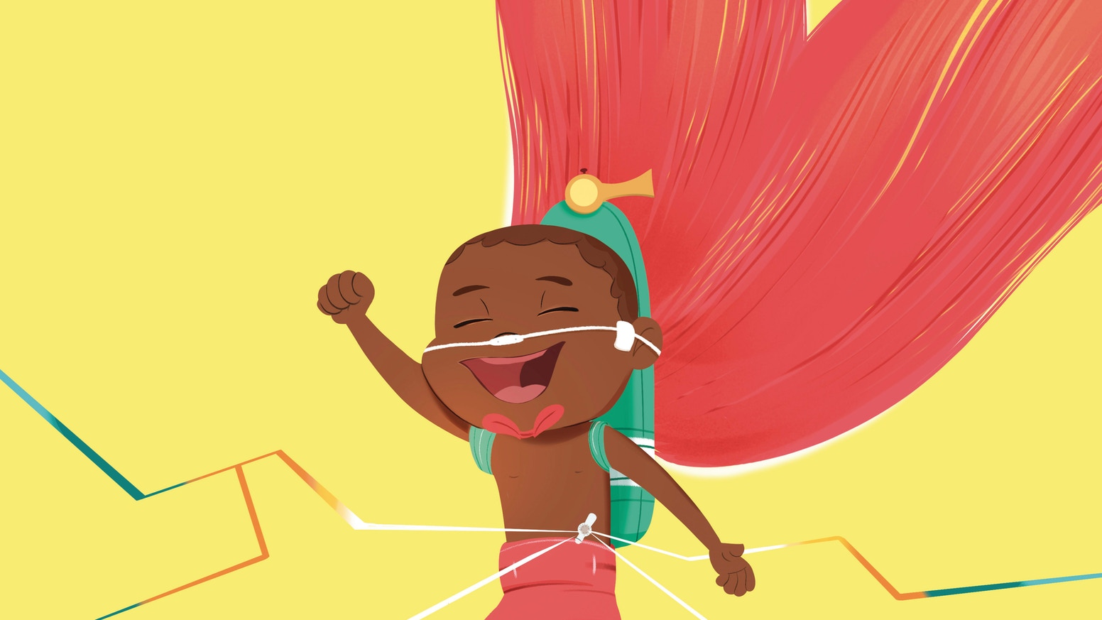 A children's book giving visibility and hopeful inspiration to preemie babies, their families, and their fight.