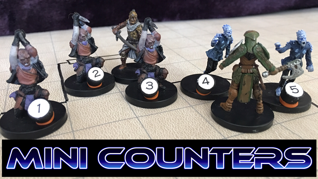 Mini Counters & Condition Markers project video thumbnail