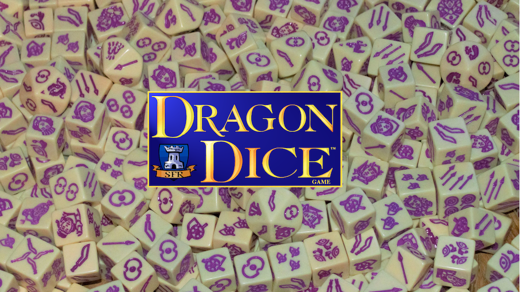 Dragon Dice - Amazons (reprint) project video thumbnail