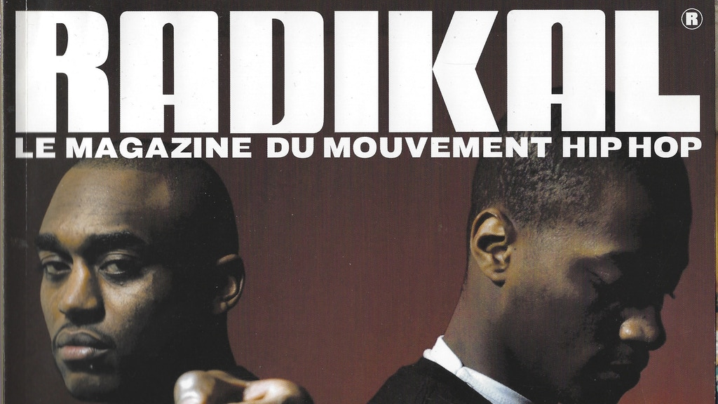 Project image for Radical: The Savoir Faire of French Hip-Hop