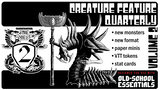 Creature Feature Quarterly Vol. 2 -for use with- OSE thumbnail