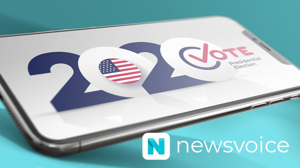Newsvoice: Crowdsourced election coverage to unify the world project video thumbnail