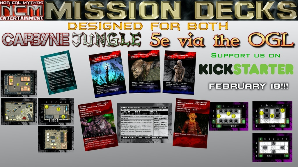 Mission Decks project video thumbnail