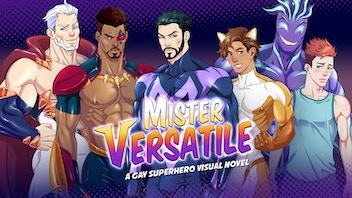 Mister Versatile