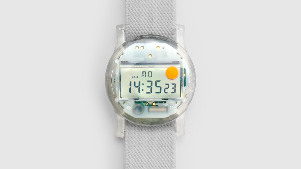 Solid State Watch project video thumbnail