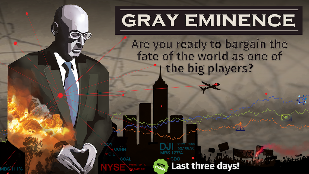 Gray Eminence : A game of intrigue, deception and amorality project video thumbnail