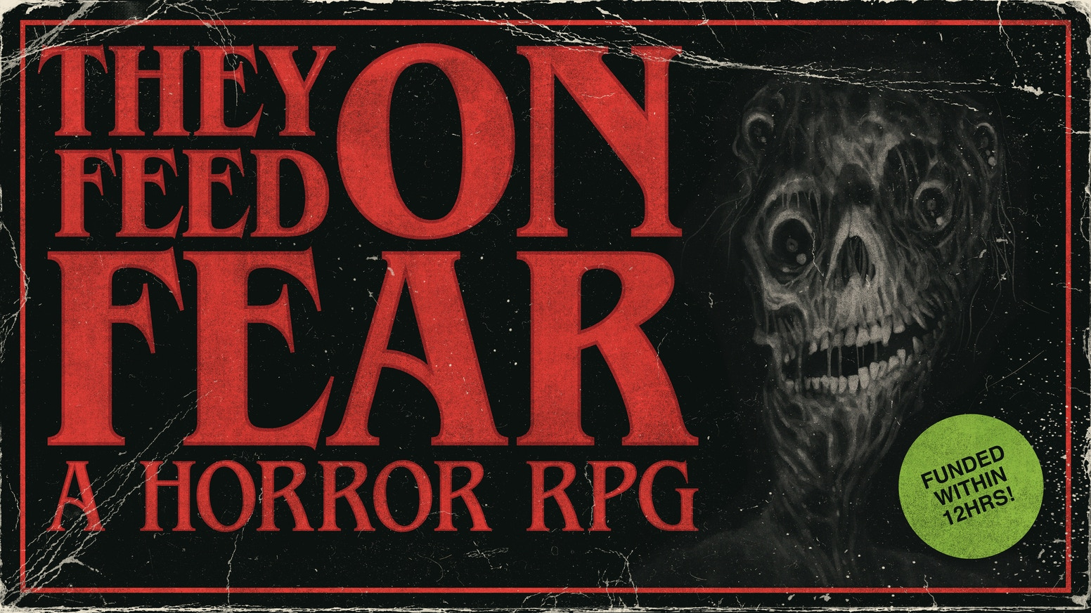 A Horror RPG where YOU play the HORROR! [Zine Quest 2/2020].