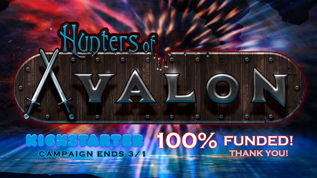 Hunters of Avalon project video thumbnail