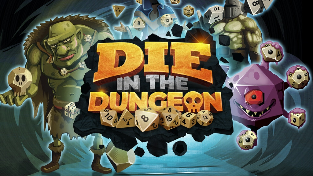 DIE in the Dungeon! project video thumbnail
