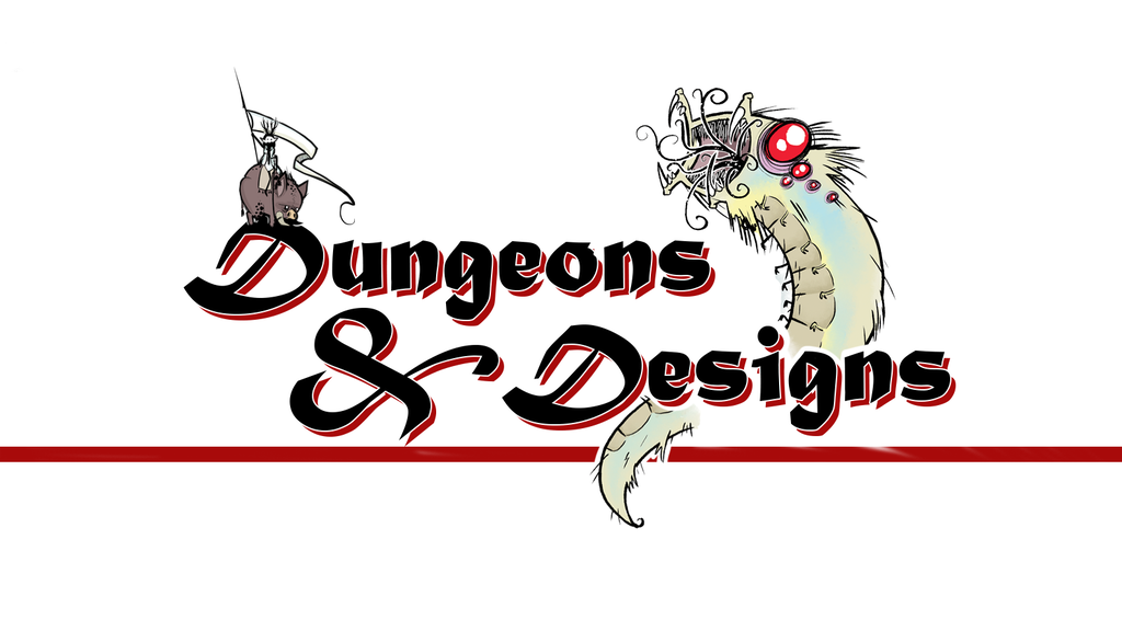 Dungeons and Designs: Volume 1 project video thumbnail