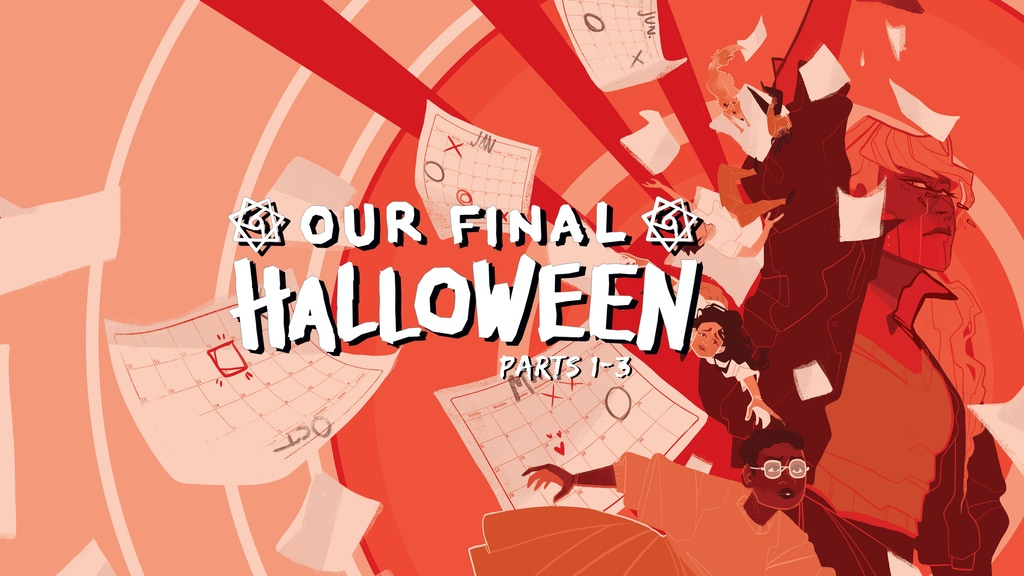Our Final Halloween 1-3 project video thumbnail