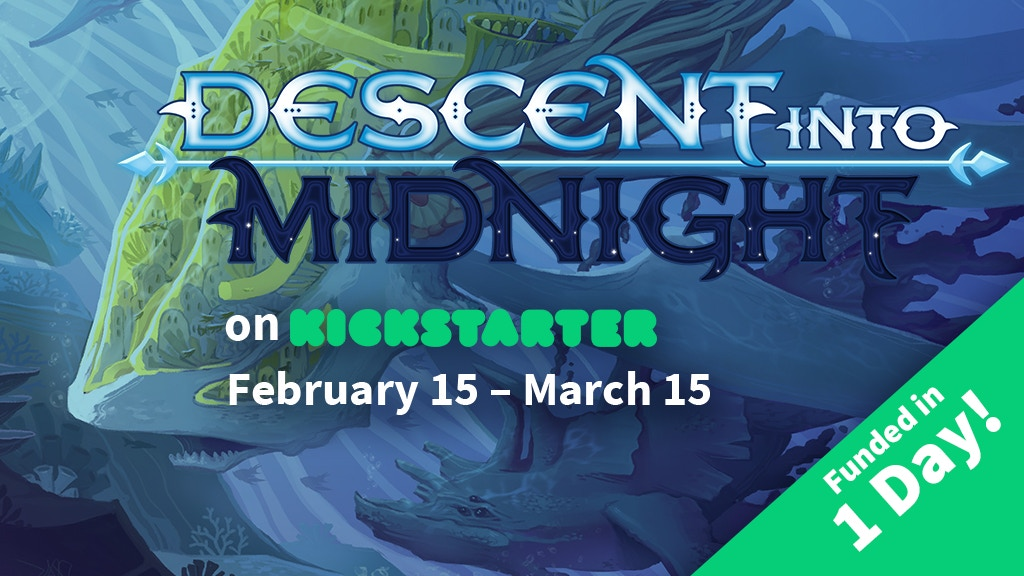 Descent into Midnight project video thumbnail