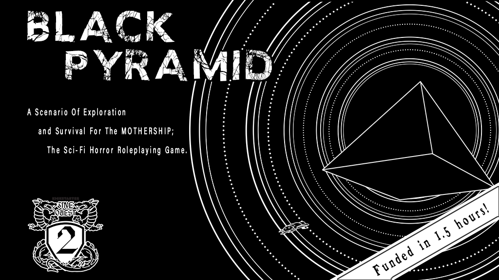 The Black Pyramid project video thumbnail