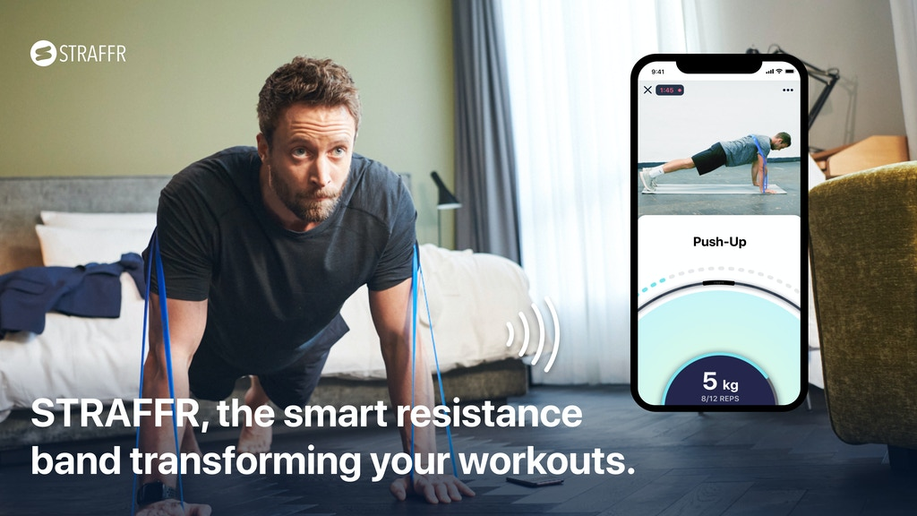 MEET STRAFFR - YOUR GYM AND PERSONAL TRAINER TO GO project video thumbnail