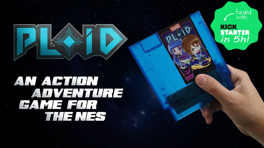 PLOID for Nintendo (NES) project video thumbnail