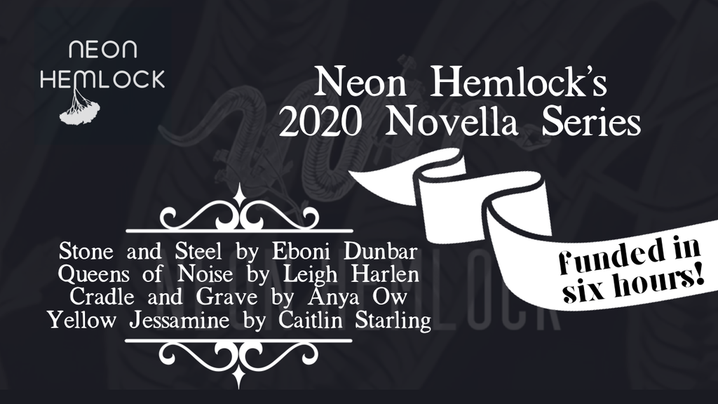 Neon Hemlock's 2020 Novella Series project video thumbnail