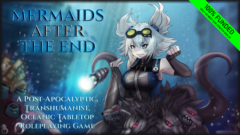 Project image for Mermaids After the End
