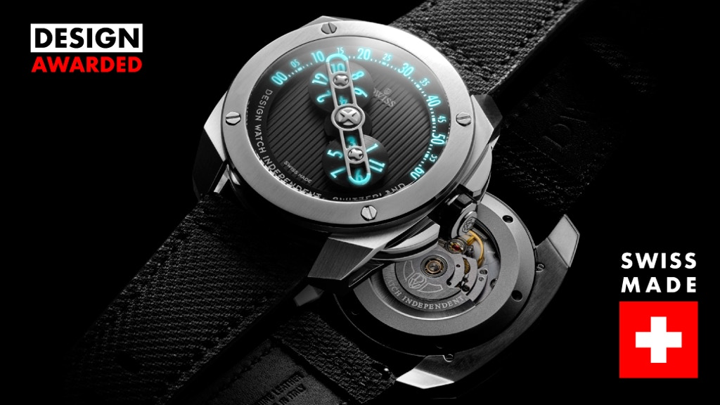 F***** great Swiss watches project video thumbnail