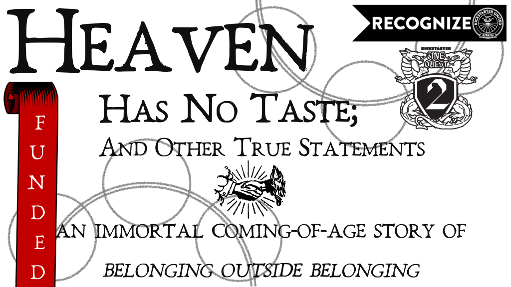 Project image for Heaven Has No Taste; And Other True Statements