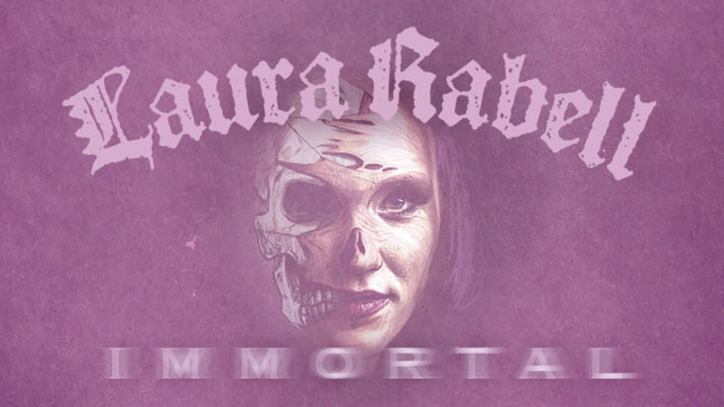 Immortal by Laura Rabell project video thumbnail