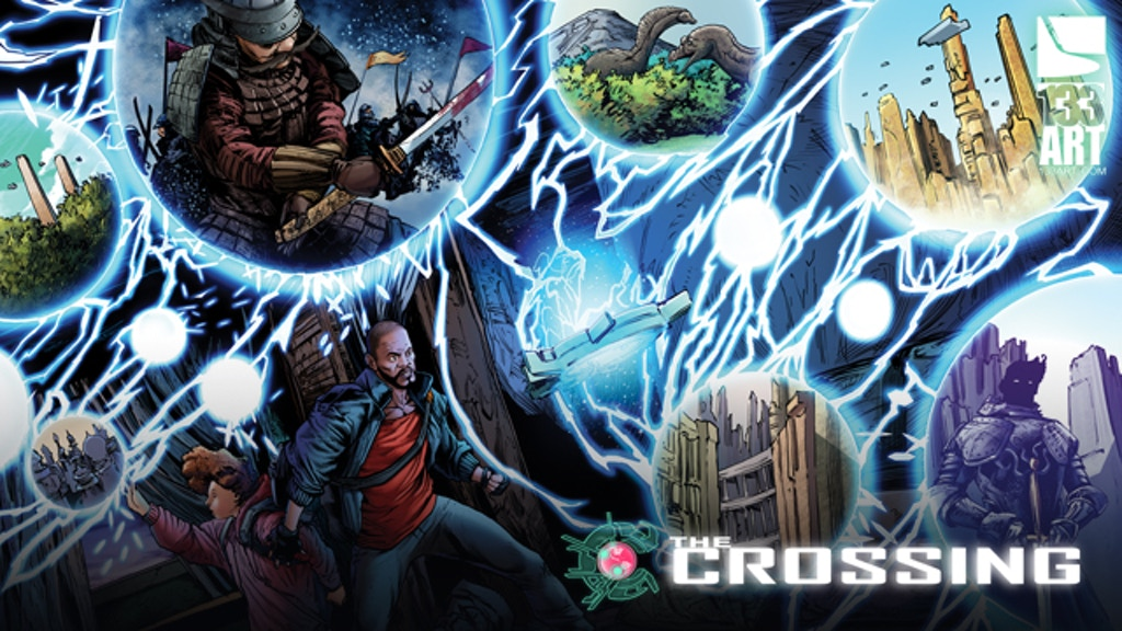 The Crossing issue #1 project video thumbnail