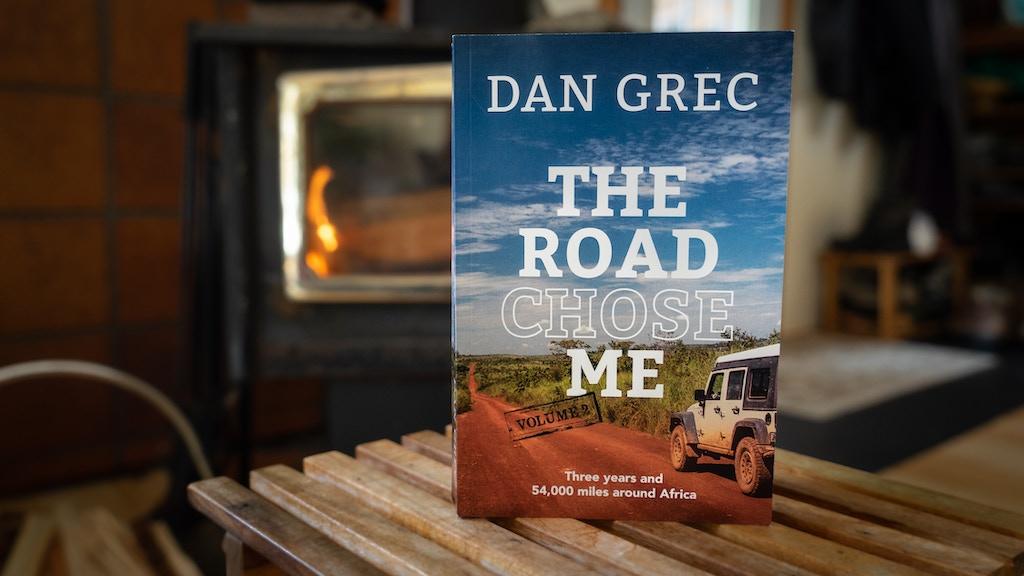 The Road Chose Me Vol 2: Three years and 54k miles in Africa project video thumbnail