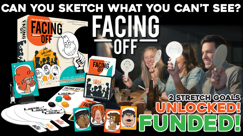 FACING OFF: Can you SKETCH what you can't see? project video thumbnail