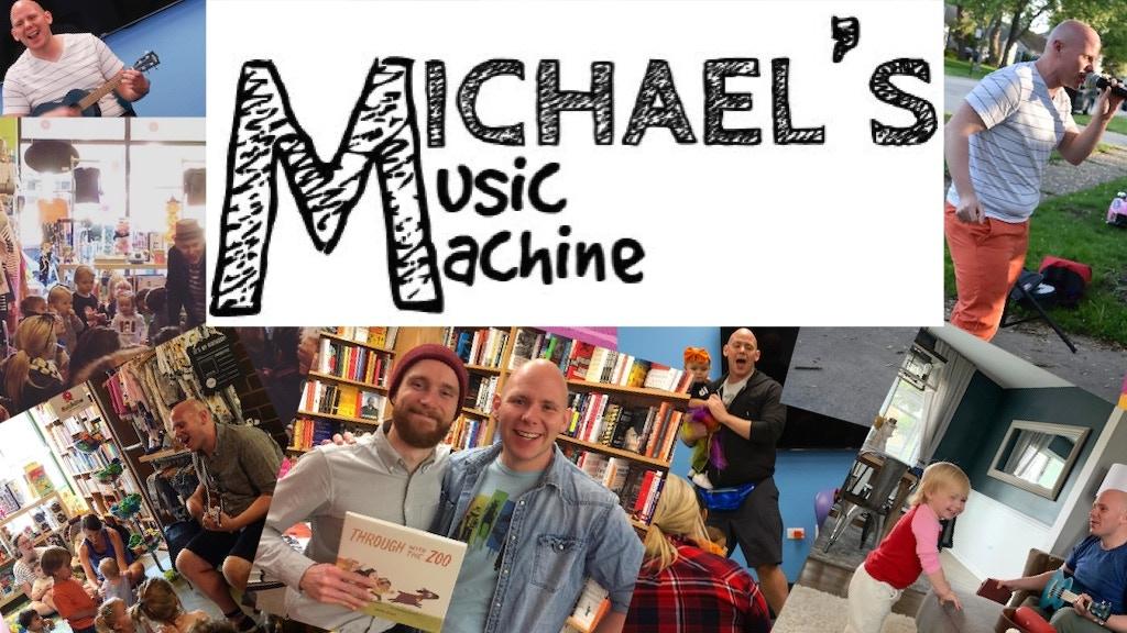 Michael's Music Machine: Album #2, Video Production, Concert project video thumbnail