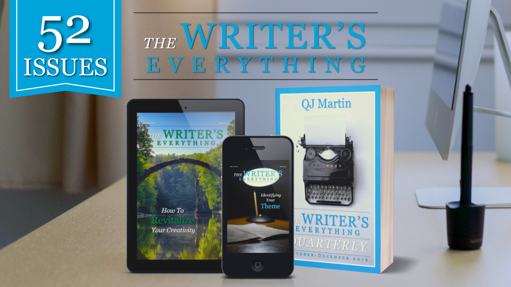 Project image for The Writer's Everything