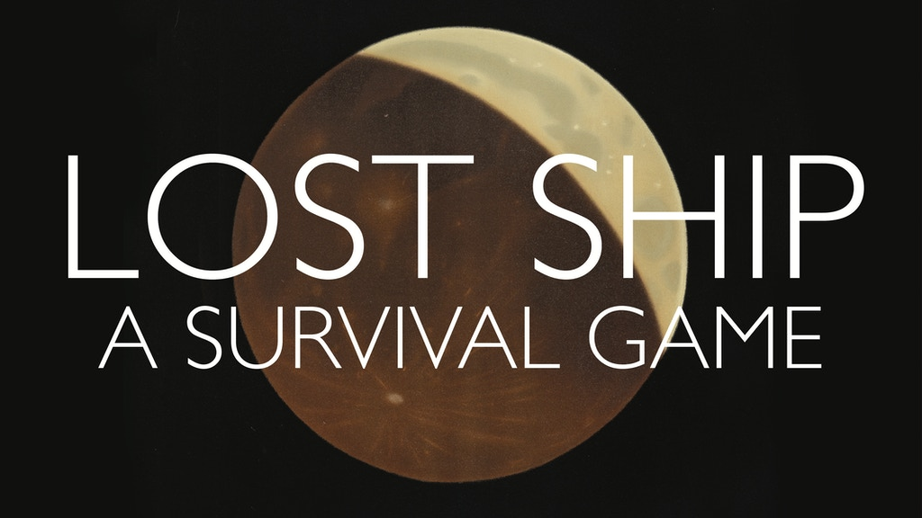 Lost Ship: A Survival Game project video thumbnail