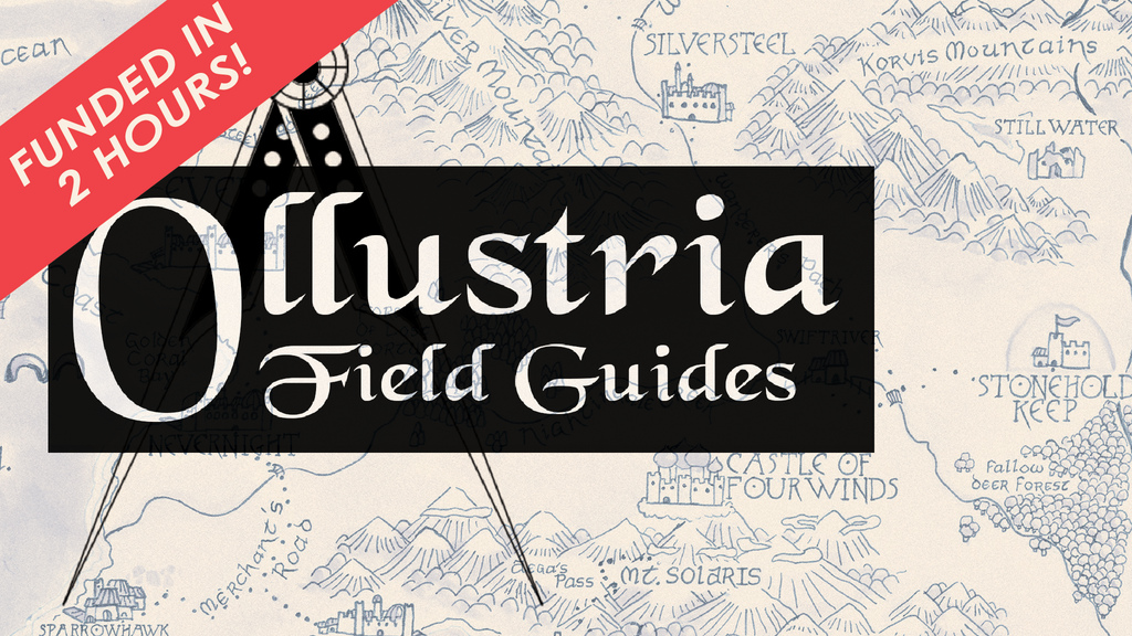 The Ollustria Field Guides project video thumbnail
