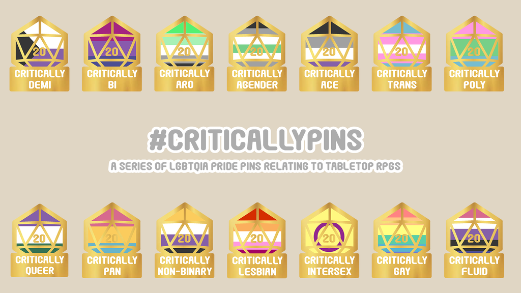 Project image for CriticallyPins