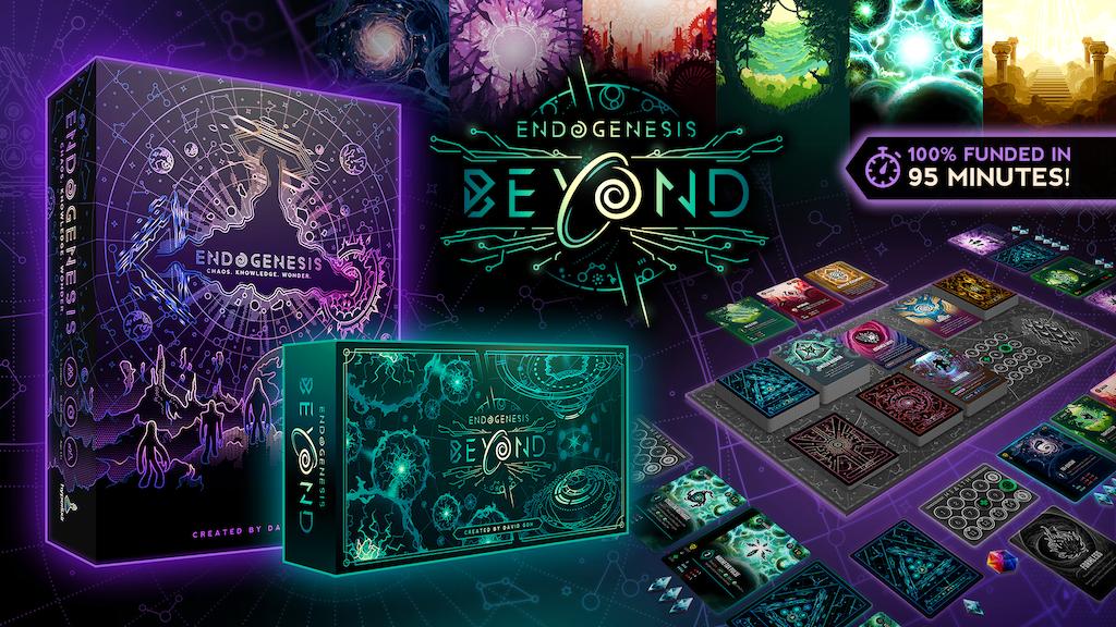 Endogenesis: Beyond (Reprint + Expansion) project video thumbnail