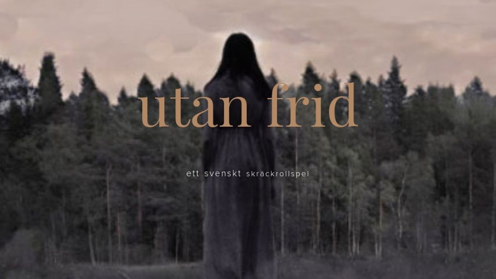 Project image for Utan frid