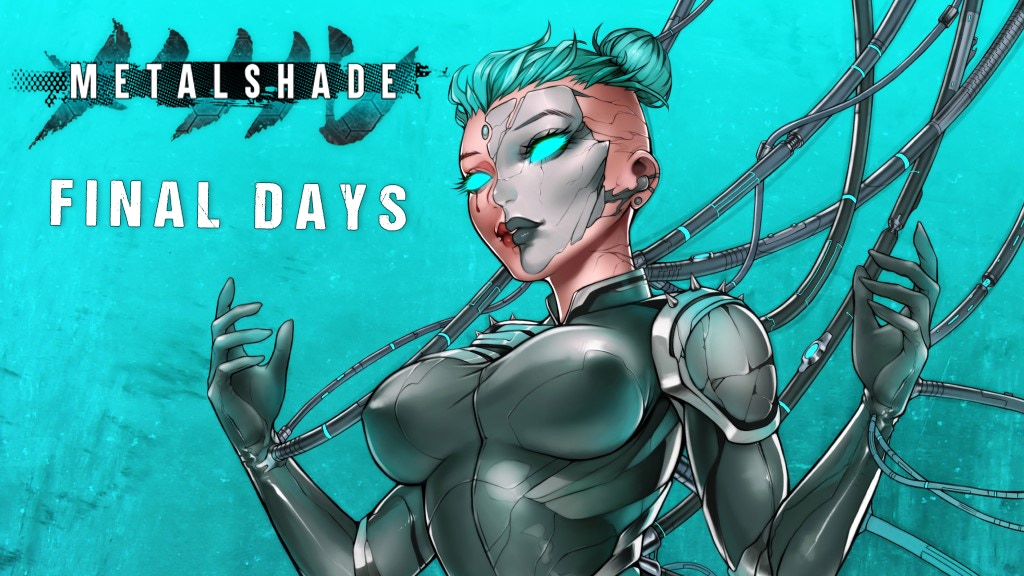 METALSHADE Issue 1 project video thumbnail