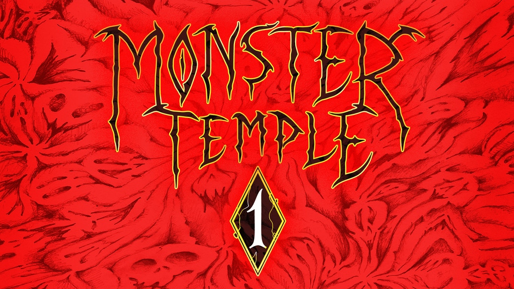 Monster Temple: Issue 1 project video thumbnail