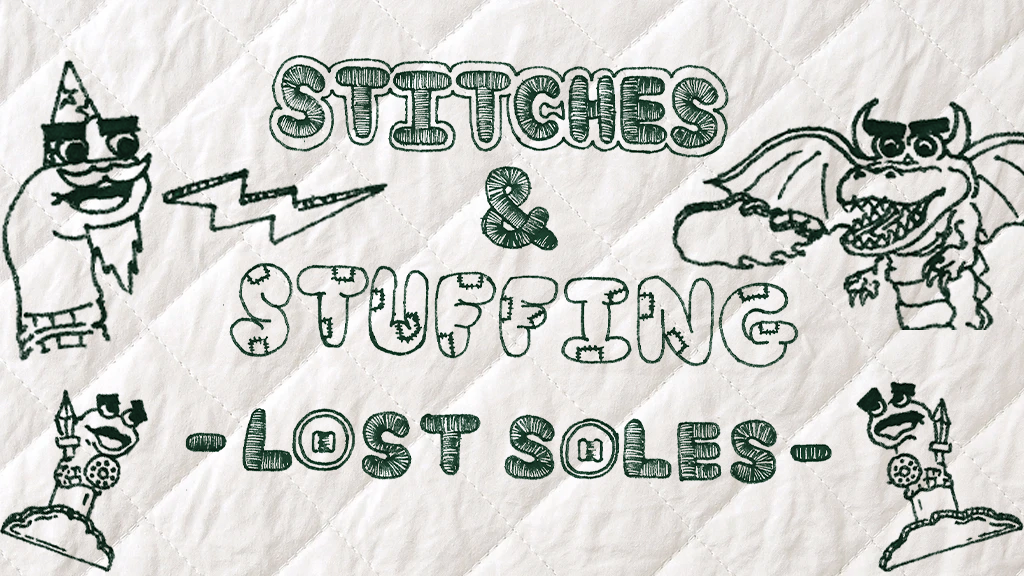 Stitches and Stuffing: Lost Soles project video thumbnail