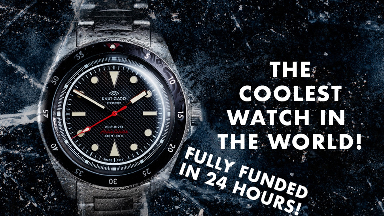 The World's Most Adventurous Watch