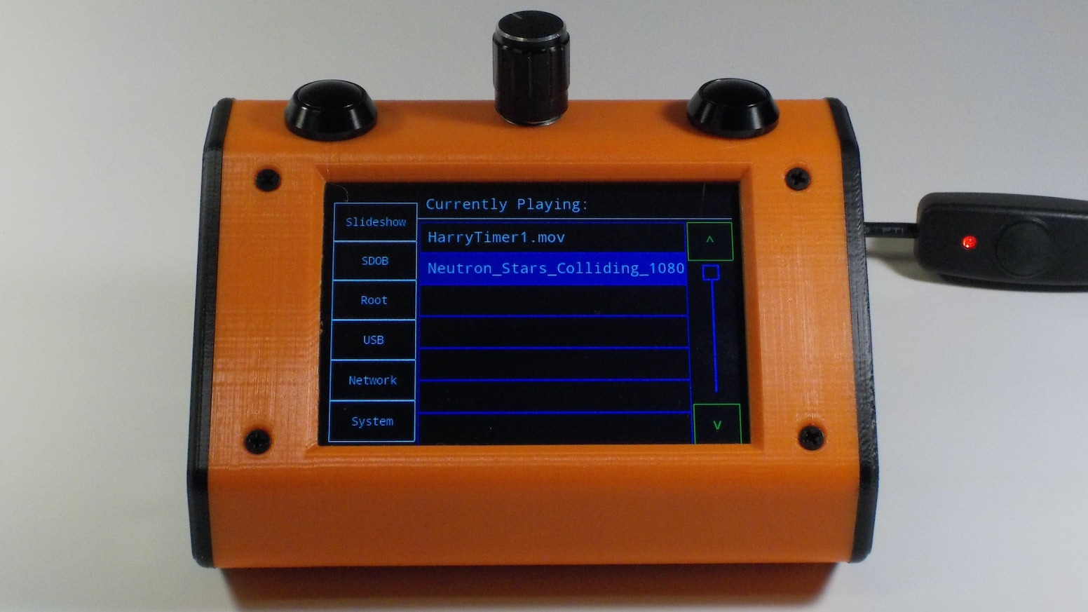 Opensource Handheld Raspberry Pi with Touchscreen