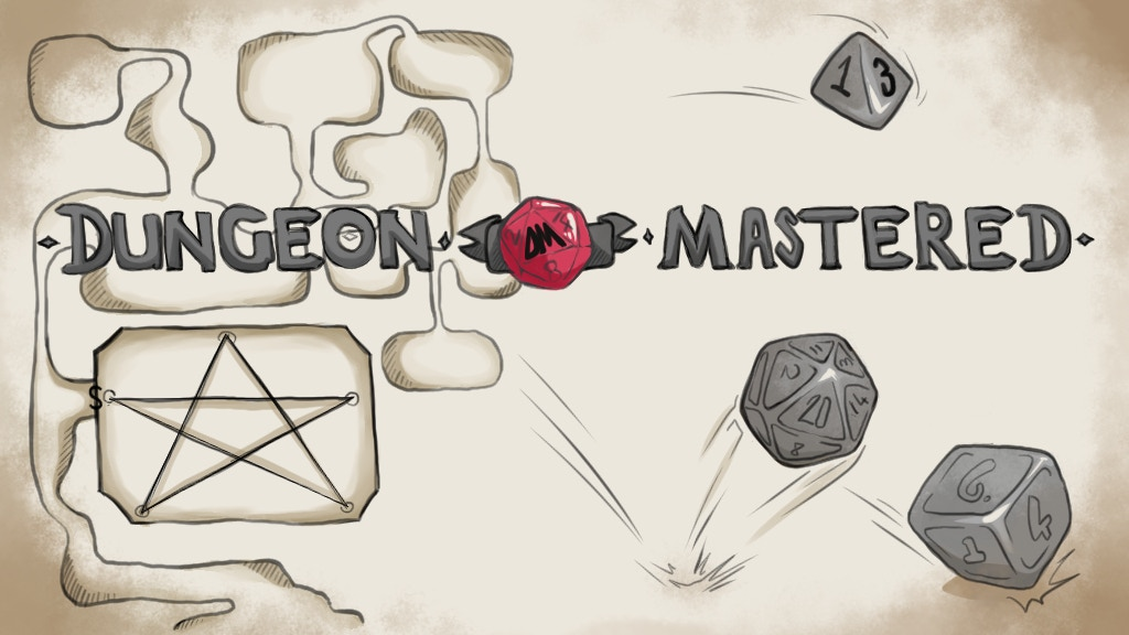 Project image for Dungeon Mastered