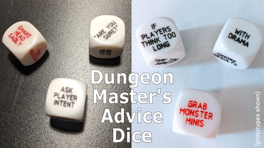 Project image for Dungeon Master's Advice Dice