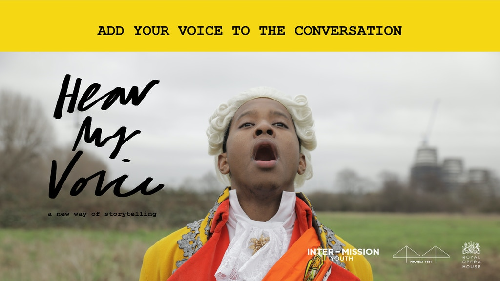 Hear My Voice project video thumbnail
