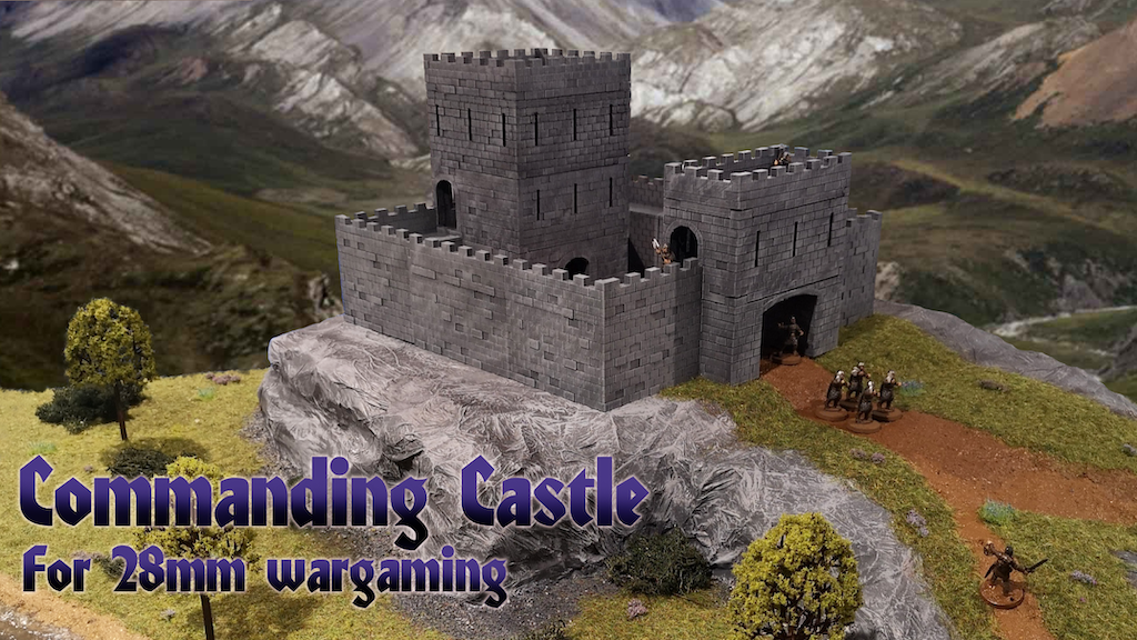 Project image for The Commanding Castle
